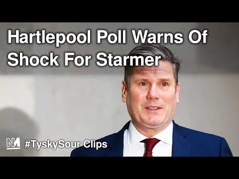 Hartlepool Poll Warns Of Shock For Keir Starmer