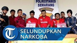 Polisi Ringkus Pelaku Penyelundupan Narkoba ke Lapas Kedungpane Semarang