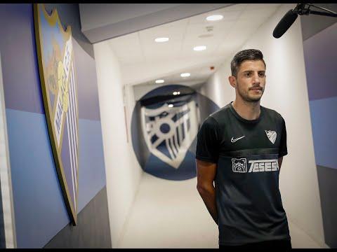 El argentino Chavarría seguirá dos temporadas más en el Málaga CF