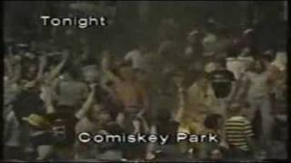 Disco Demolition Night (1979)   The Parallax Corporation   Whore On The Floor (Disco Sucks)