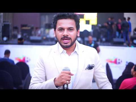 Anchor Nitish Kamdar Showreel 2017