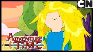 Finns Beautiful Hair Saves The Day! | Adventure Time | Cartoon Network