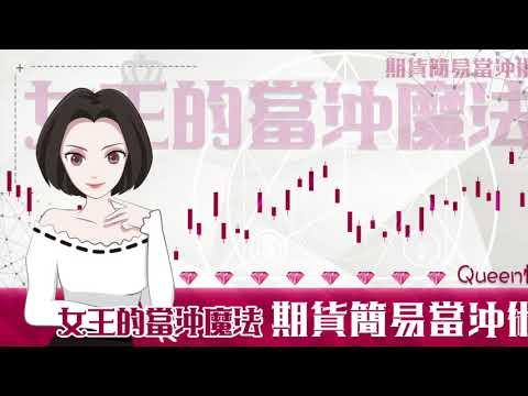 【期貨】女王的當沖魔法「期貨簡易當沖術」 學院正式上線囉!!!