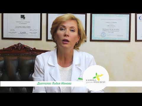 Как быстро похудеть на 5кг - Советы диетолога Лидии Ионовой
