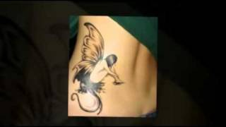Fantasy Fairy Tattoos