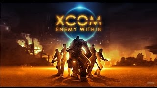 X COM Enemy Within Серия 18: Спасаем девушку Телекинез