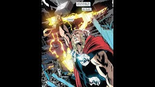 Thor vs Marvel Earth