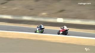 MotoGP™ Laguna Seca 2013 -- Best overtakes