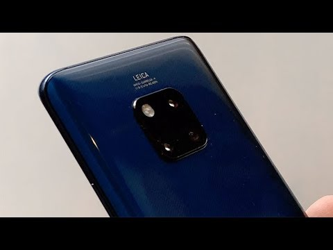 6461af7fc08f1 Mundo Tech 4.0     Huawei Mate 20 Pro