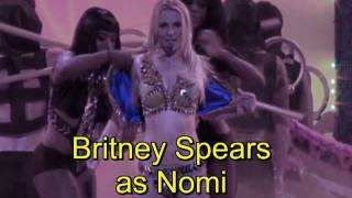 "Madonna & Britney remake Showgirls 1995 (""EXCLUSIVE"" - MDNATeaser)"