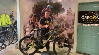 Turning your eMTB into a commuter!