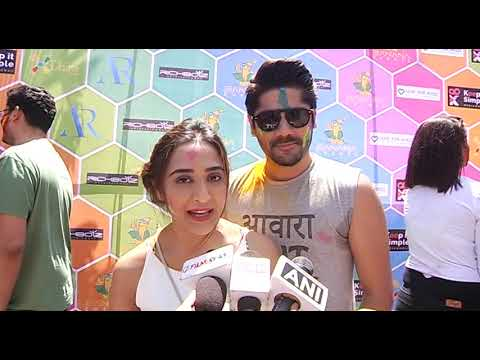 TV Celebs at Ekta Kapoor & Anand Mishra's Holi Celebration 2019   Part 1