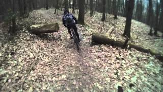 preview picture of video 'Orsay - VTT et singles dans la vallée de chevreuse - Team Lachelesfreins'