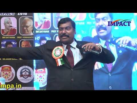 Goal Setting | Gampa Nageswararao | TELUGU IMPACT Srikakulam 2018