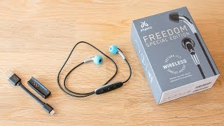 Jaybird Freedom F5 - best (wireless, sport, allround, overall...) IEM, period!