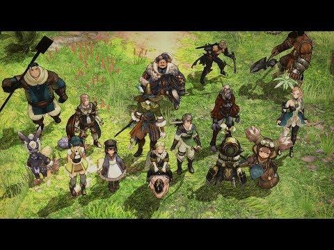 キャラバンストーリーズ Pcとスマホのどちらでも遊べる本格ファンタジーmmorpg オンラインゲームch