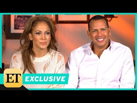 Jennifer Lopez and Alex Rodriguez Prove They're the Perfect Team in Adorable Interview (Exclusive)