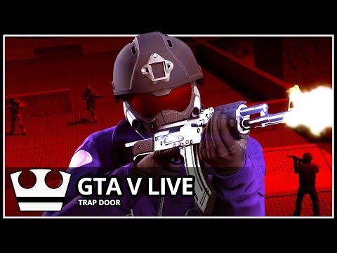 Jirka hraje - GTA V Online - Nový update! [ LIVE ]