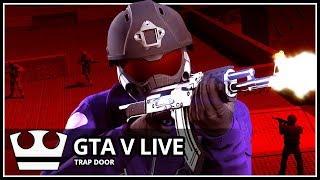 Jirka hraje - GTA V Online - Nový mód TRAP DOOR! [ LIVE ]