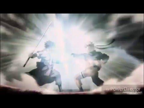 Naruto  vs Sasuke  episode 450 [AMV]