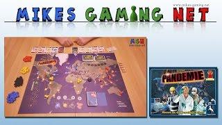 Pandemie   Verlag: Pegasus Spiele