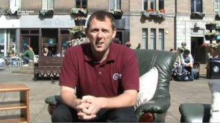 Dundee Furniture Reuse Campaign Launch