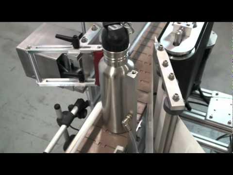 Paradigm 700 SP Pressure Sensitive Labeler for Round Containers