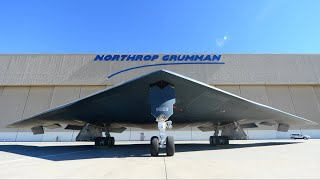 US Air Force Testing New B-21 Raider Bomber Of World's Most Powerful