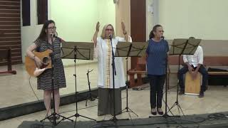 Canto de Glória - Missa do 29º Domingo do Tempo Comum (21.10.2018)