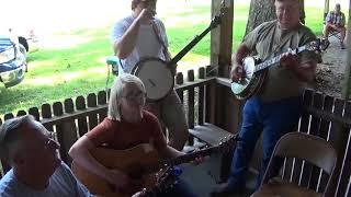 Tune of a 20 Dollar Bill - Gracie Senn Wth Freddy Clowdus an The Front Porch Pickers