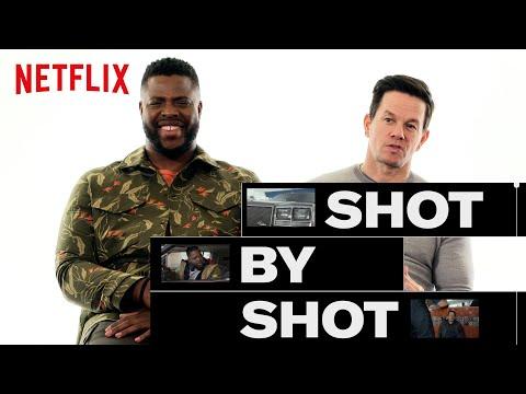 Netflix How Mark Wahlberg And Winston Duke Shot The Craziest Scene In Spenser Confidential Ad Commercial On Tv 2020