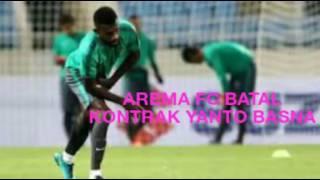 AREMA FC Batal Kontrak Yanto Basna