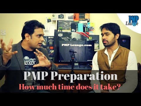 PMP Question - How much time is required for PMP preparation ...
