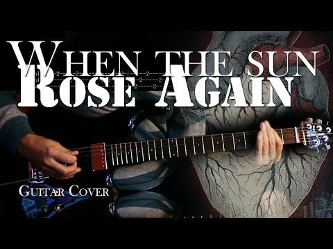 When The Sun Rose Again - Alice in Chains | Vocal & Guitar Cover with Solo and Tabs