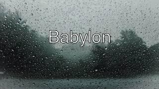 Babylon - 5 Seconds Of Summer (Rain/Next Door Edit)