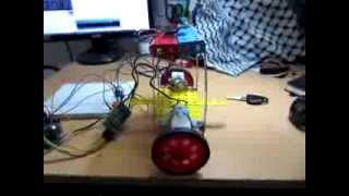 13PC182-Survillence Robot Arduino Arduino