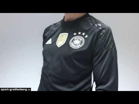 Adidas DFB Torwart Trikot 2016/2017 Home (Neuer Trikot Euro 2016)