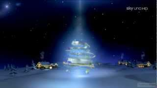Sky Uno HD Italy Christmas Idents 2012 hd1080p