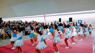 横浜ダンスパラダイスリノケイキーズ☆キッズチアパフォーマンス!