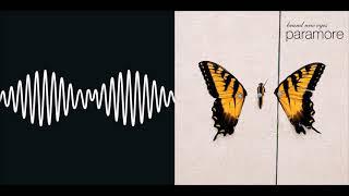 Arctic Monkeys/Paramore - Do I Wanna Know/Brick By Boring Brick Mashup