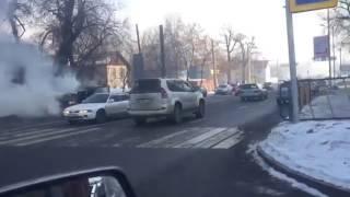 Алматы - огненный город