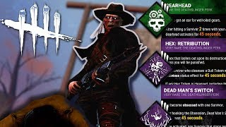 """New Killer """"The Deathslinger"""" - Power, Mori, Perks, Add-Ons & more   Dead by Daylight"""