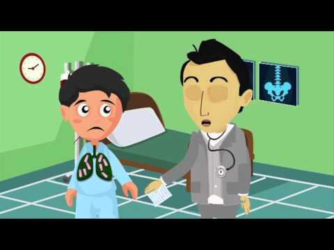 Video Pengenalan dan Pencegahan Penyakit Tuberkulosis Paru