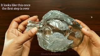 DIY CRAFT| Bottle Art| Glass Bottle Ideas| Liquor Bottle Craft| Bottle Vase| Home Decors|