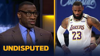 Skip & Shannon react to Lakers GM 3 loss to Nuggets in Western Conference Finals | NBA | UNDISPUTED