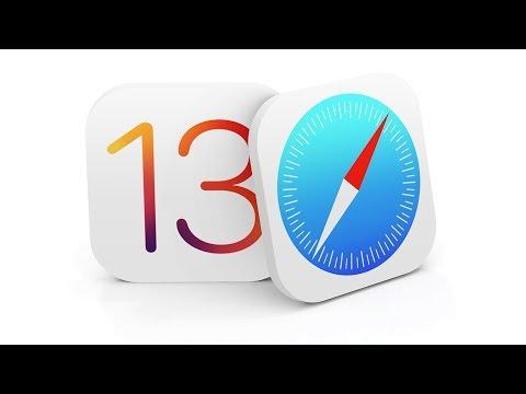 Safari: What's New in iOS 13!