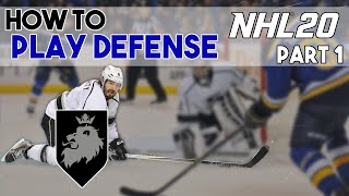 How to Play Defense in NHL 20 - The Best Tool