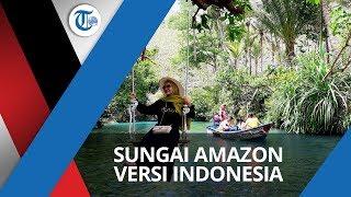 Sungai Maron, Sungai Amazon Versi Indonesia