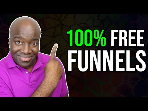 100% Free Affiliate Marketing Funnel - Must See!