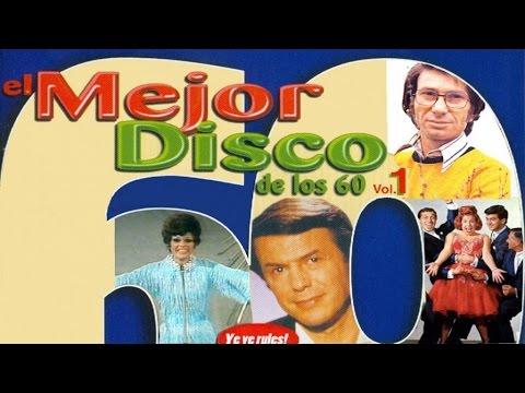 El mejor disco de los 60 vol.1 (Adamo, Nicola di Bari, Salomé, Lorenzo Santamaría...)